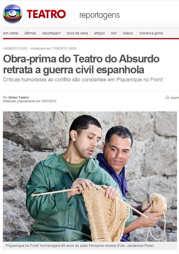 Piquenique Globo